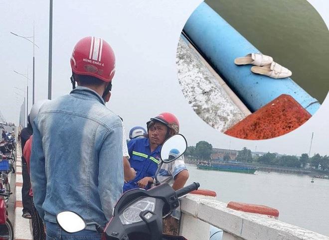 Ngỡ ngàng trước người phụ nữ để lại xe máy rồi nhảy xuống sông Đồng Nai - ảnh 1