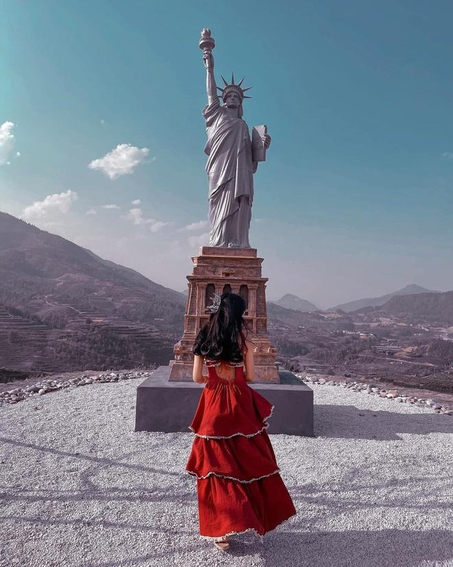 Chủ tượng Nữ thần Tự do phiên bản đột biến ở Sa Pa: Bỏ tiền và nước mắt, nhưng sản phẩm bị ném đá, đau lắm! - ảnh 5