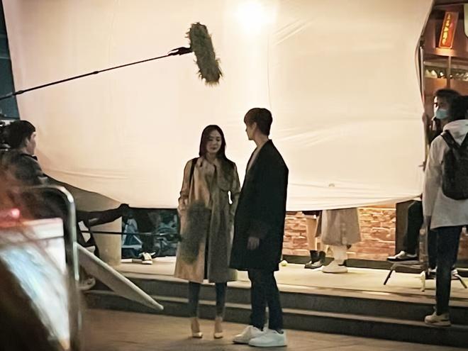 Fan chán ngán vì Dương Mịch - Hứa Khải diễn chẳng ra couple ở phim mới, có cảnh còn fail đến sượng trân - ảnh 5