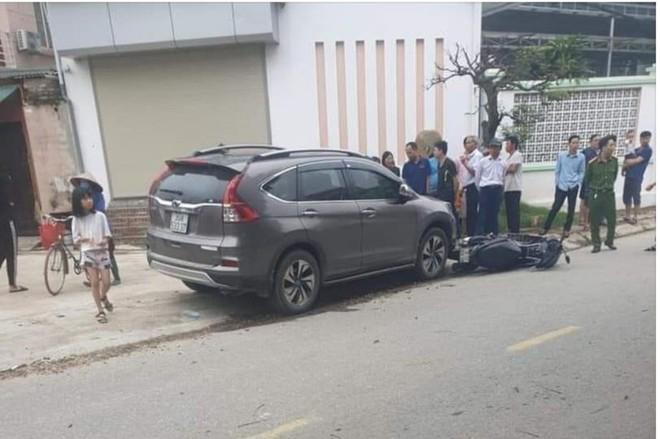 Phú Thọ: Tạm giam nữ tài xế gây tai nạn khiến người phụ nữ và con trai 1 tuổi tử vong - ảnh 1