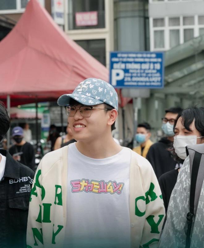 Gần 1 năm không gặp, Gừng & RichChoi bỗng mũm mĩm hơn hẳn ở buổi casting Rap Việt - ảnh 4