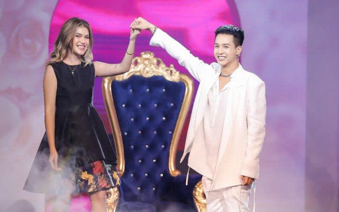 Bông hồng lai kết đôi với hot boy King Of Rap trên show hẹn hò: Cùng đi thi Rap Việt nhưng kết quả thật trớ trêu! - ảnh 4