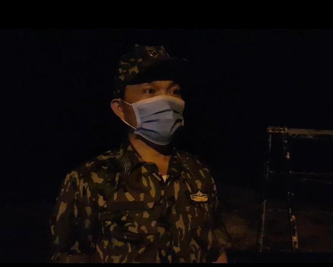 Trắng đêm phòng giặc COVID-19 ở biên giới Tây Nam - ảnh 6