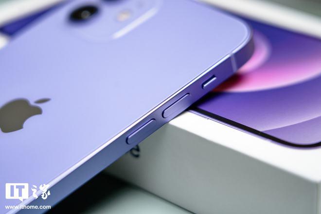 Rò rỉ hình ảnh thực tế iPhone 12 tím, đẹp đến nao lòng! - Ảnh 1.