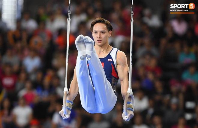 Hot boy Đinh Phương Thành giành suất dự Olympic Tokyo nhờ giải tính điểm bị huỷ - ảnh 1