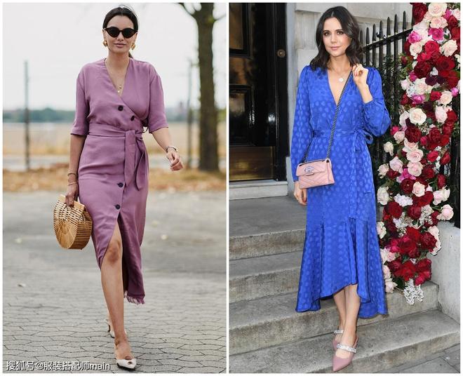 Váy quấn hack dáng vi diệu lắm, nhưng nếu không biết chiêu mặc đẹp này từ gái Pháp thì chưa 100% duyên dáng rồi! - ảnh 8