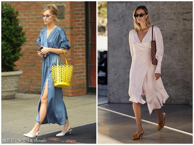 Váy quấn hack dáng vi diệu lắm, nhưng nếu không biết chiêu mặc đẹp này từ gái Pháp thì chưa 100% duyên dáng rồi! - ảnh 9