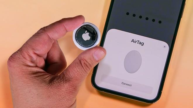 Ngắm full bộ ảnh iPhone 12 màu tím cùng AirTag vừa ra mắt, combo xịn xò mà iFan thế giới đang ao ước! - Ảnh 3.