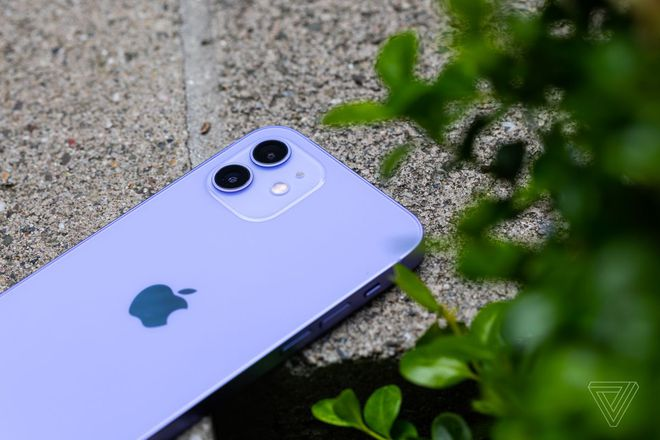 Ngắm full bộ ảnh iPhone 12 màu tím cùng AirTag vừa ra mắt, combo xịn xò mà iFan thế giới đang ao ước! - Ảnh 1.