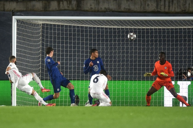 Benzema ghi bàn đẳng cấp, Real thoát thua Chelsea - ảnh 3