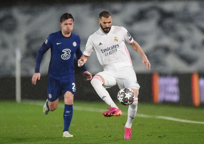 Benzema ghi bàn đẳng cấp, Real thoát thua Chelsea - ảnh 4