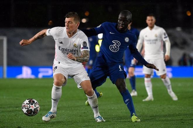Benzema ghi bàn đẳng cấp, Real thoát thua Chelsea - ảnh 6