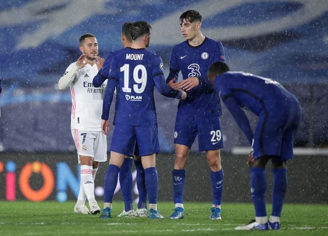 Benzema ghi bàn đẳng cấp, Real thoát thua Chelsea - ảnh 7