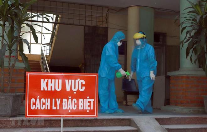 Nóng: Thêm 4 ca dương tính SARS-CoV-2 ở Hà Nam, là người thân của nam thanh niên trở về từ Nhật Bản - Ảnh 1.