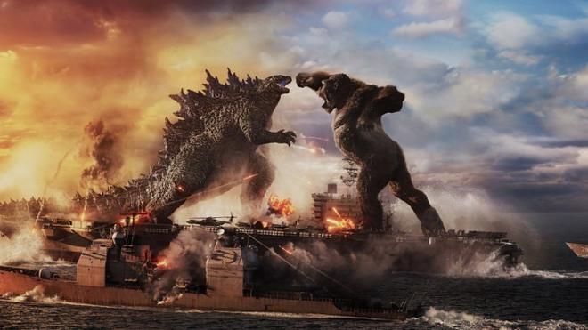 Godzilla vs. Kong bỏ xa hàng loạt phim Việt, Harry Potter lọt top dẫn đầu phòng vé - Ảnh 1.