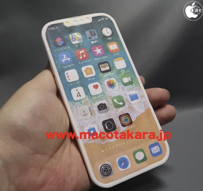 Lộ diện hình ảnh 3D của iPhone 13, cuối cùng thì tai thỏ cũng thay đổi? 002