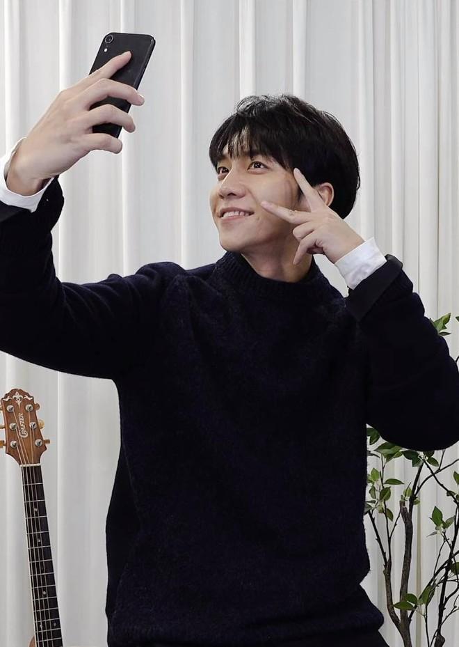 Chết chìm với sự mlem của rể quốc dân Lee Seung Gi, từ body đến gương mặt đều là hàng cực phẩm! - ảnh 27