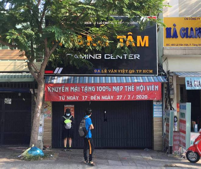 TP.HCM: Bị chủ tiệm game bắt nhốt trái phép, nam nhân viên chết trong tư thế treo cổ  - Ảnh 1.