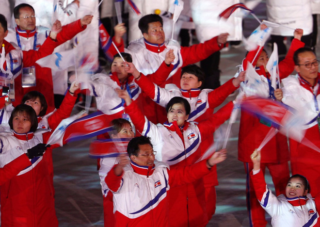 Triều Tiên rút khỏi Olympic Tokyo - ảnh 1