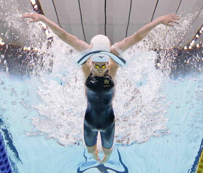 Đánh bại ung thư máu, nàng tiên cá 20 tuổi xinh đẹp người Nhật Bản giành vé dự Olympic Tokyo - ảnh 3