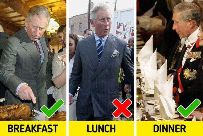 9 quy tắc ăn uống của Hoàng gia Anh sẽ khiến dân tình phải thốt lên: Làm quý tộc cũng chẳng sung sướng gì - ảnh 7
