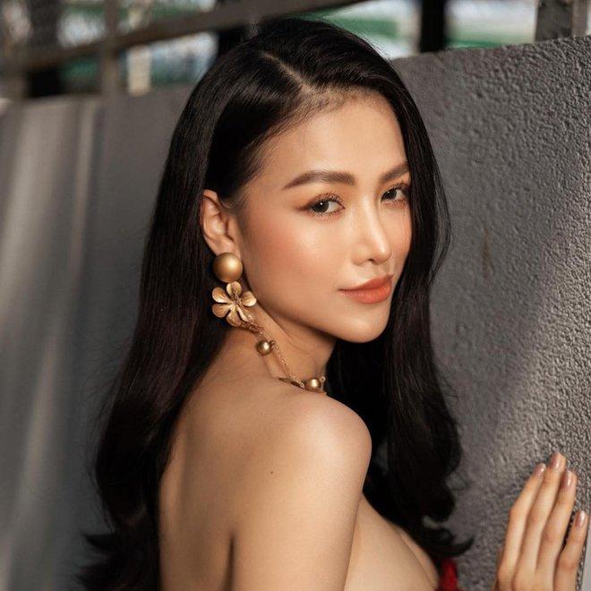 Hà Tăng khoe visual trong tiệc sinh nhật Phương Khánh, mẹ 2 con mà nhan sắc lấn át cả Hoa hậu trái đất - Ảnh 6.