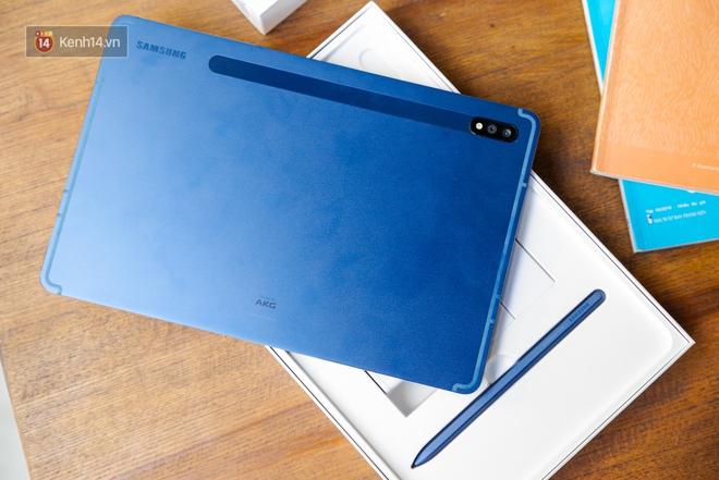 Loạt cải tiến giúp doanh nhân hiện đại vượt mọi deadline trong ngày cùng Samsung Galaxy Tab S7 & S7+.Angle 2: - ảnh 2
