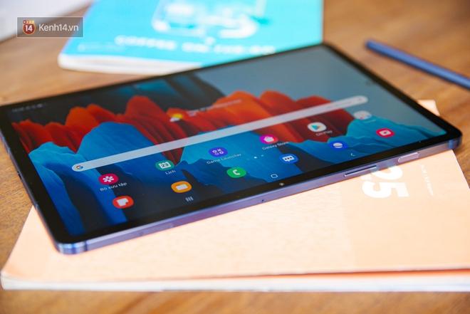Loạt cải tiến giúp doanh nhân hiện đại vượt mọi deadline trong ngày cùng Samsung Galaxy Tab S7 & S7+.Angle 2: - ảnh 8