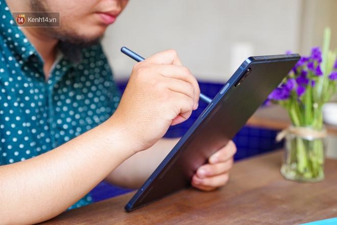 Loạt cải tiến giúp doanh nhân hiện đại vượt mọi deadline trong ngày cùng Samsung Galaxy Tab S7 & S7+.Angle 2: - ảnh 6