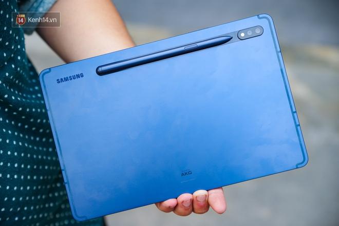 Loạt cải tiến giúp doanh nhân hiện đại vượt mọi deadline trong ngày cùng Samsung Galaxy Tab S7 & S7+.Angle 2: - ảnh 1
