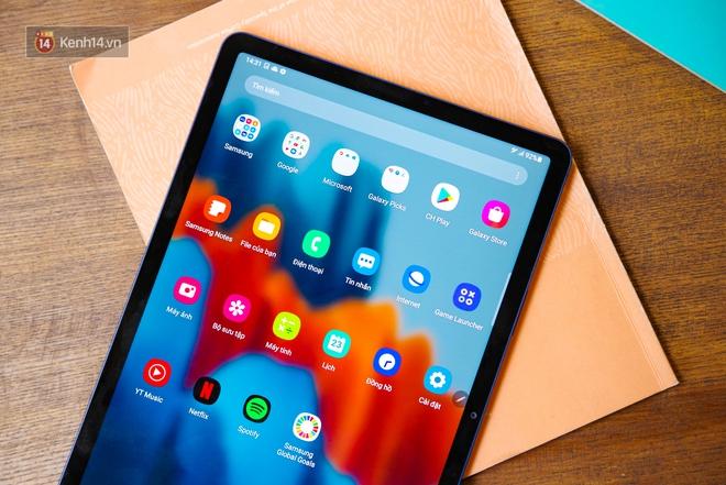 Loạt cải tiến giúp doanh nhân hiện đại vượt mọi deadline trong ngày cùng Samsung Galaxy Tab S7 & S7+.Angle 2: - ảnh 3