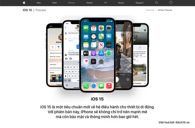 iOS 15 lộ ảnh concept đẹp lịm tim, iFan lại có một phen đứng ngồi không yên! - ảnh 2