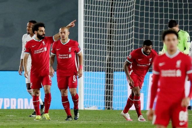 Vắng cả cặp trung vệ số 1, Real Madrid vẫn đủ sức đè bẹp Liverpool - ảnh 12