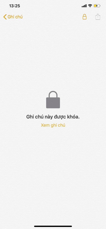 Dùng iPhone đã lâu, nhưng rất ít người biết tính năng bảo mật này trên ứng dụng Ghi chú - ảnh 7