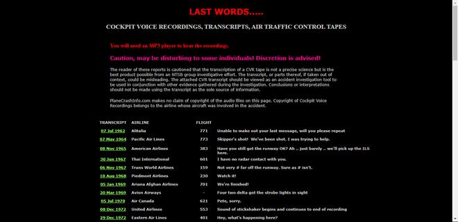 Những website đáng sợ nhất trên Internet, chắc chắn không dành cho hội yếu tim - ảnh 1