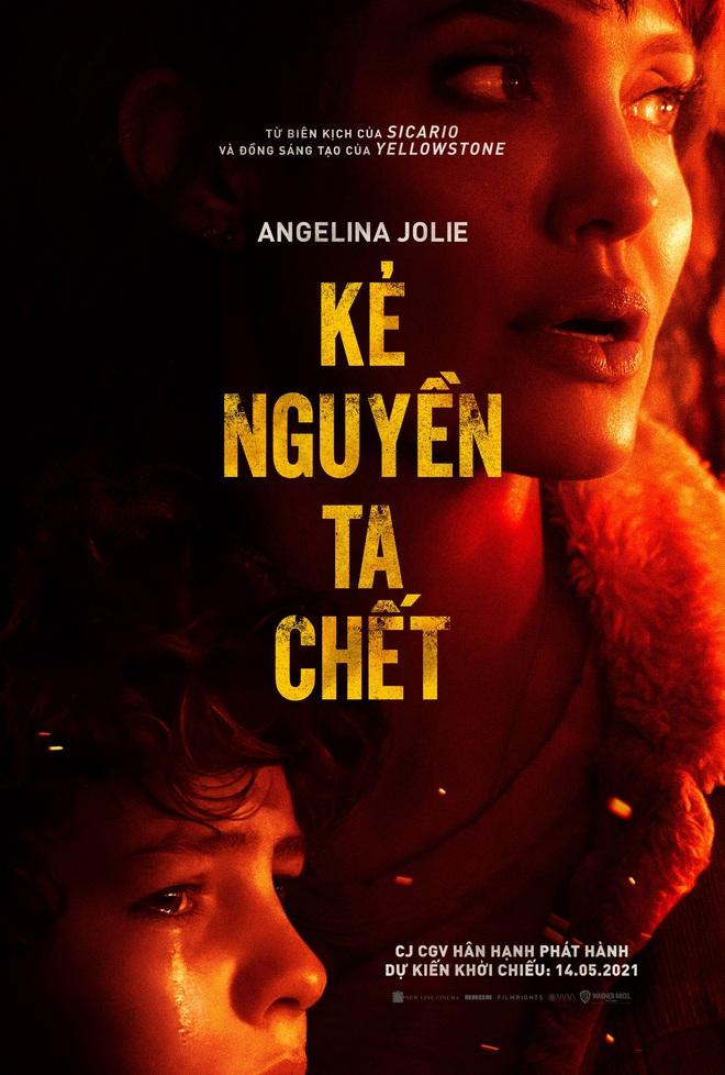 Phim mới của Angelina Jolie tung trailer cực căng, màn rượt đuổi thót tim nhất mùa hè 2021 - ảnh 10