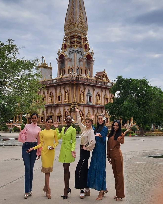 Hoa hậu đối thủ của Á hậu Ngọc Thảo tại Miss Grand có động thái gây ngỡ ngàng giữa lúc bị truy nã - ảnh 2