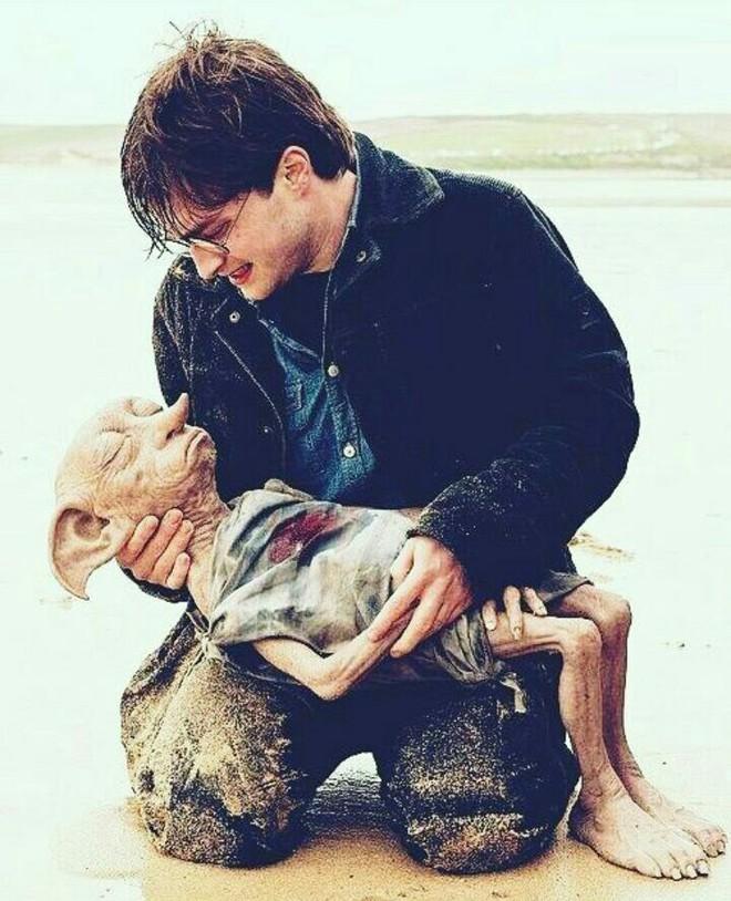 Sống lại 5 khoảnh khắc đau đớn, tang thương nhất của Harry Potter 004