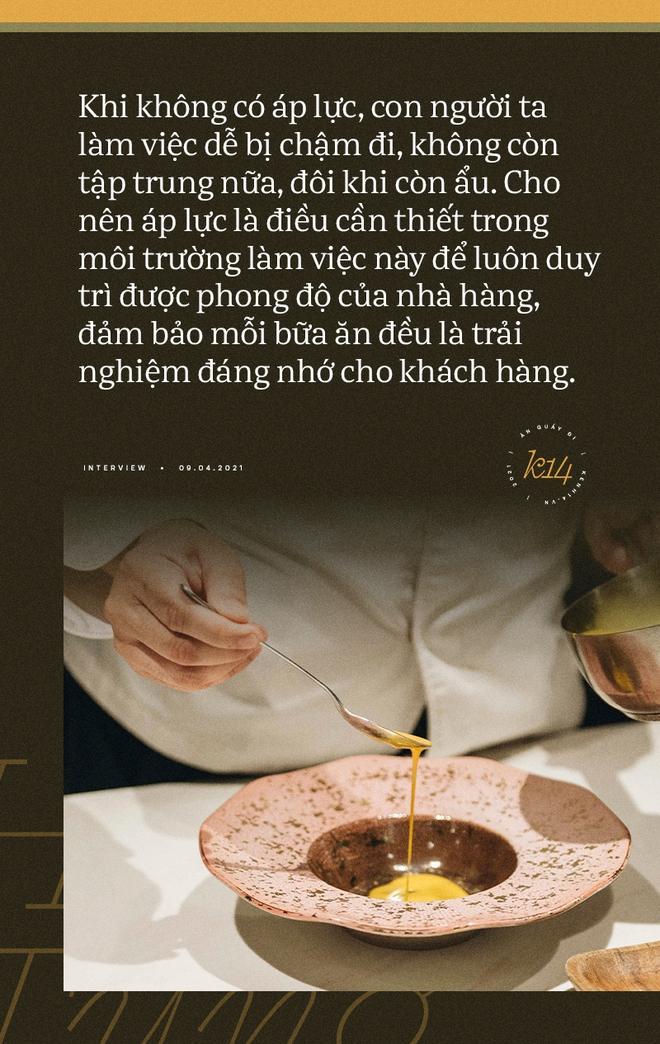 Gặp founder kiêm bếp trưởng 28 tuổi của T.U.N.G dining, nhà hàng Hà Nội vừa lọt top 100 châu Á - Ảnh 23.