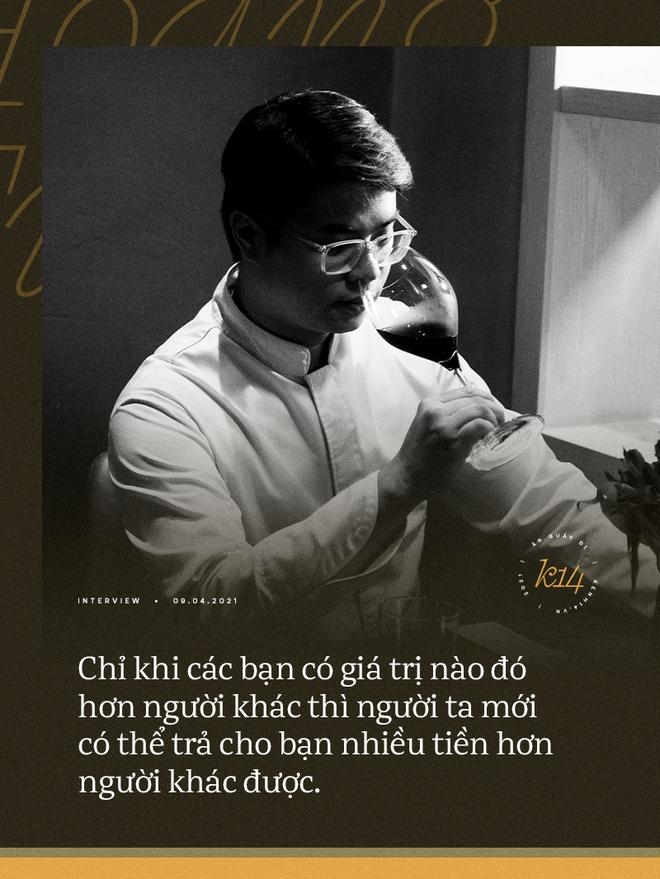 Gặp founder kiêm bếp trưởng 28 tuổi của T.U.N.G dining, nhà hàng Hà Nội vừa lọt top 100 châu Á - Ảnh 28.