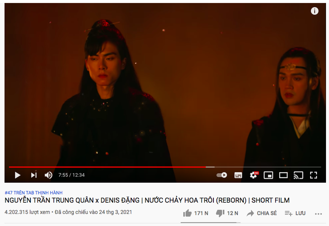 Nguyễn Trần Trung Quân tung ảnh hậu trường cười mệt: Khi ekip nói làm zombie nhưng bạn lại muốn làm diễn viên hài - Ảnh 2.