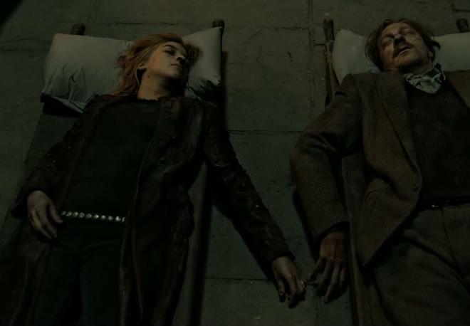 Sống lại 5 khoảnh khắc đau đớn, tang thương nhất của Harry Potter 006