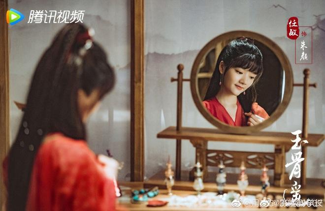 Nữ chính Ngọc Cốt Dao đăng đàn khóc lóc vì bị fan Tiêu Chiến trách mắng, netizen thở dài phim mới khai máy đã drama - ảnh 2