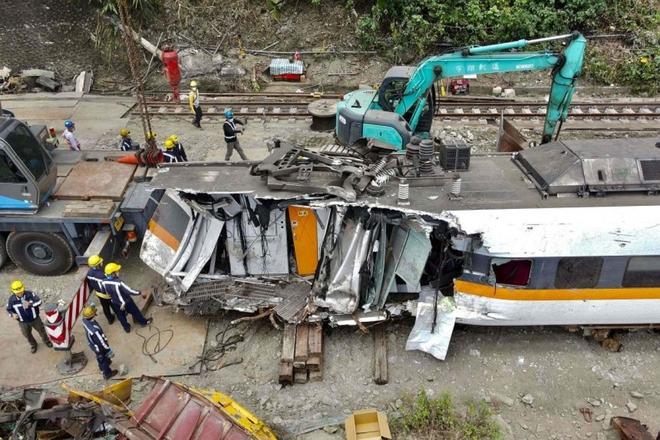 Nghi phạm thứ 2 vụ tai nạn tàu ở Đài Loan là lao động bất hợp pháp người Việt - ảnh 1