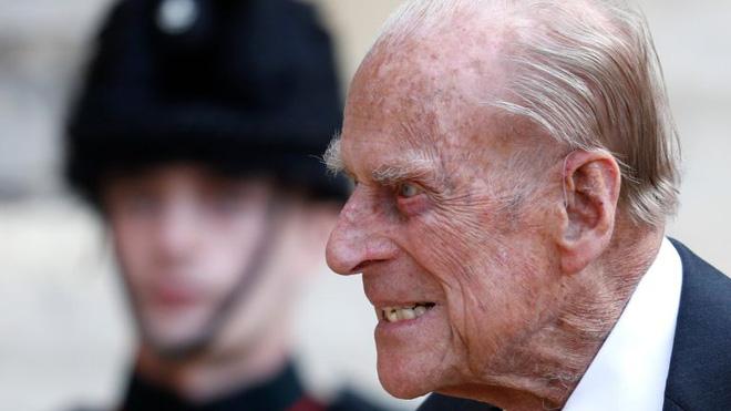 Những hình ảnh cuối cùng của chồng Nữ hoàng Anh - Hoàng tế Philip, trước khi qua đời ở tuổi 99 - Ảnh 12.