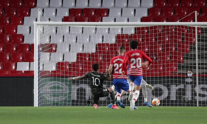 Rashford và Bruno giúp MU đặt một chân vào bán kết Europa League - ảnh 5