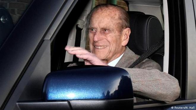 Những hình ảnh cuối cùng của chồng Nữ hoàng Anh - Hoàng tế Philip, trước khi qua đời ở tuổi 99 - Ảnh 8.
