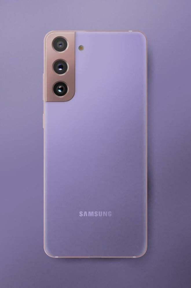 iPhone 12 tím mộng mơ đang khiến cộng đồng điên đảo, nhưng thật ra chính Samsung từng khuấy đảo thị trường với sắc tím cùng BTS từ rất lâu rồi! - ảnh 3