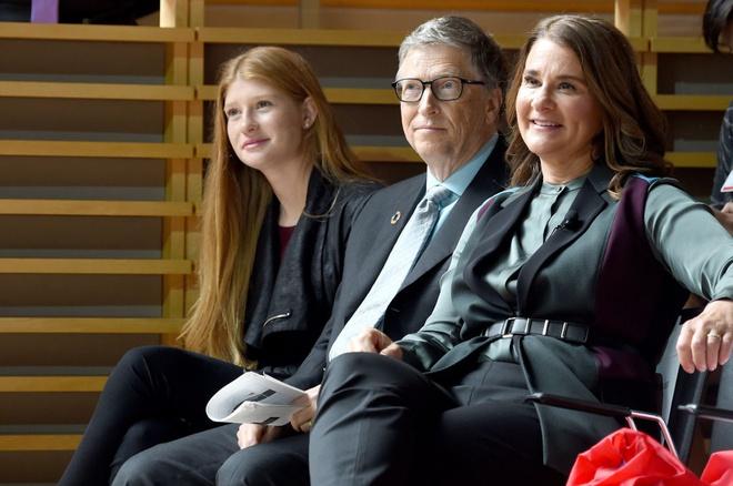 3 con nhà tỷ phú Bill Gates - tinh hoa của cuộc hôn nhân 27 năm cùng vợ cũ: Nhìn profile học tập khủng chỉ biết xuýt xoa con nhà người ta - ảnh 3