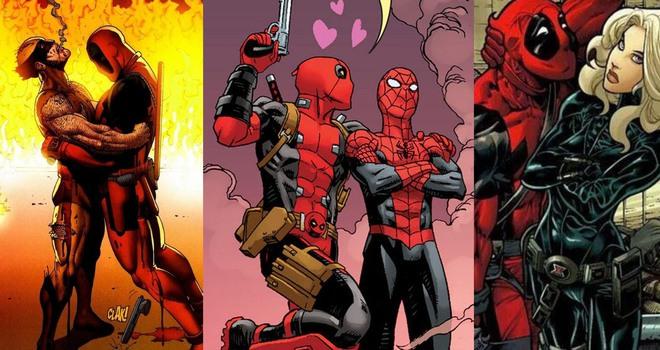 """DC, Marvel đã giấu nhẹm yếu tố LGBT của các nhân vật lừng lẫy: Harley Quinn cuồng gái đẹp, """"thánh lầy"""" Deadpool mê cả nam lẫn nữ! - Ảnh 10."""